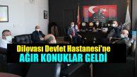 Darıca'nın Başhekimi Prof. Güneş'den Ziyaret