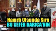 AK Parti Darıca'dan Dilovası'na Hayırlı Olsun Ziyareti!