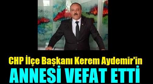 Kerem Aydemir'in Annesi Ağrı'da Vefat Etti!