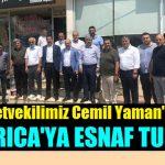 Milletvekilimiz Cemil Yaman, Darıca Esnafını Gezdi!