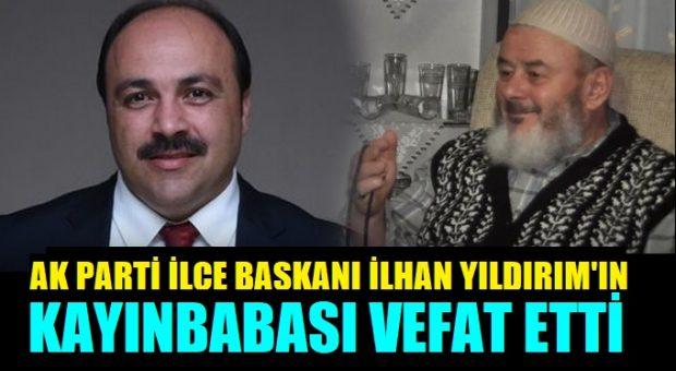 Hacı Dursun Ali Atılgan vefat etti.