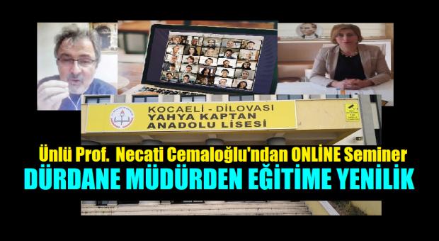 """Müdür Dürdane Yıldız'dan """"GIPTA EDİLECEK"""" Yenilikler"""